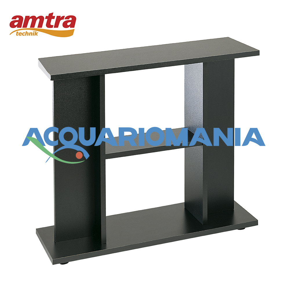 Amtra Supporto per acquari Basic e System 60 Nero 60x32x70H