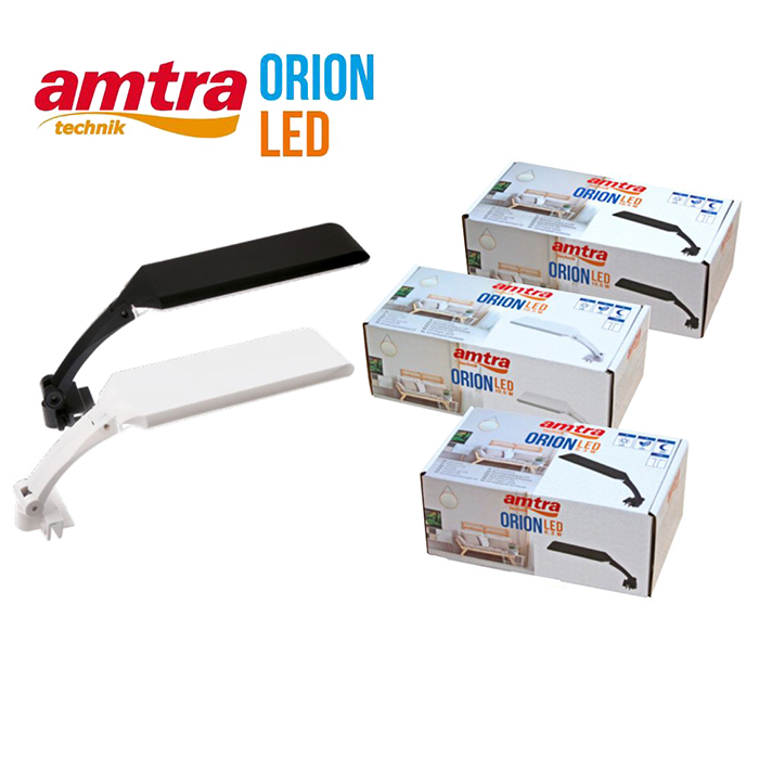 Amtra Orion Led Plafoniera a Led 10.5W Bianca