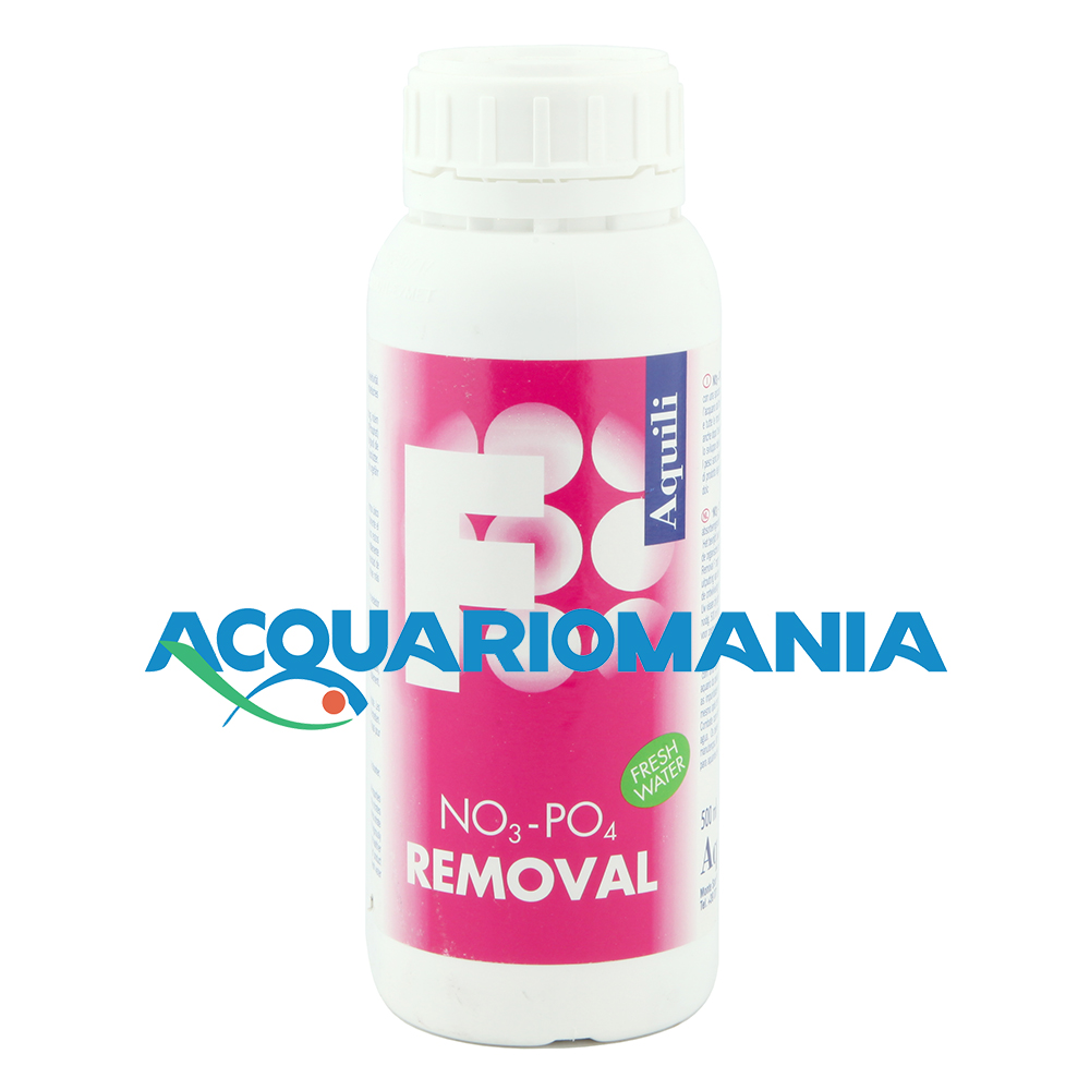 Aquili Removal F PO4 NO3 FreshWater 500ml