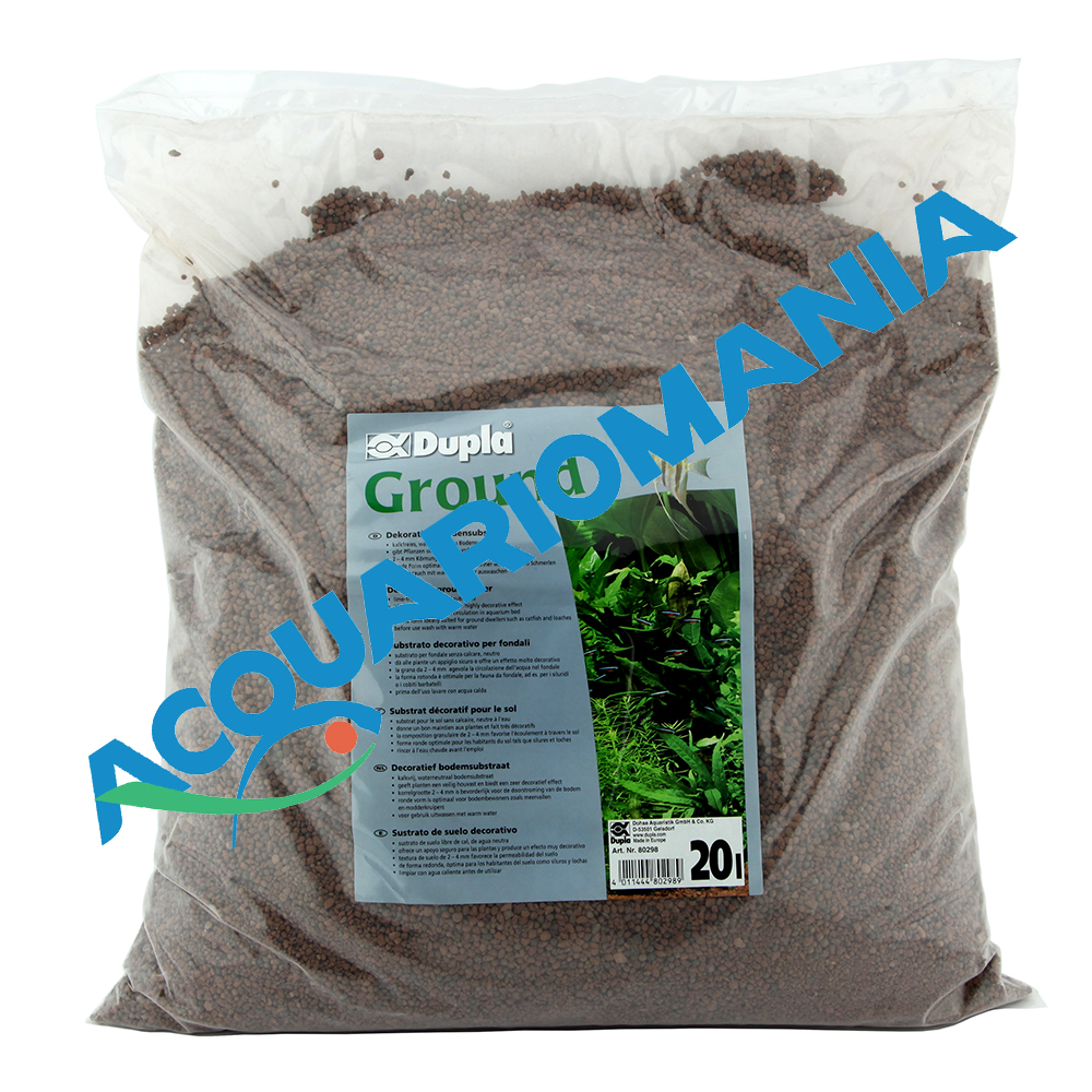 Dupla Ground Substrato per acquario 2.4mm sacco 20Lt