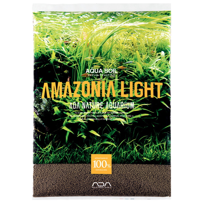 Ada Aqua Soil Amazonia Light Powder (fine) 3l