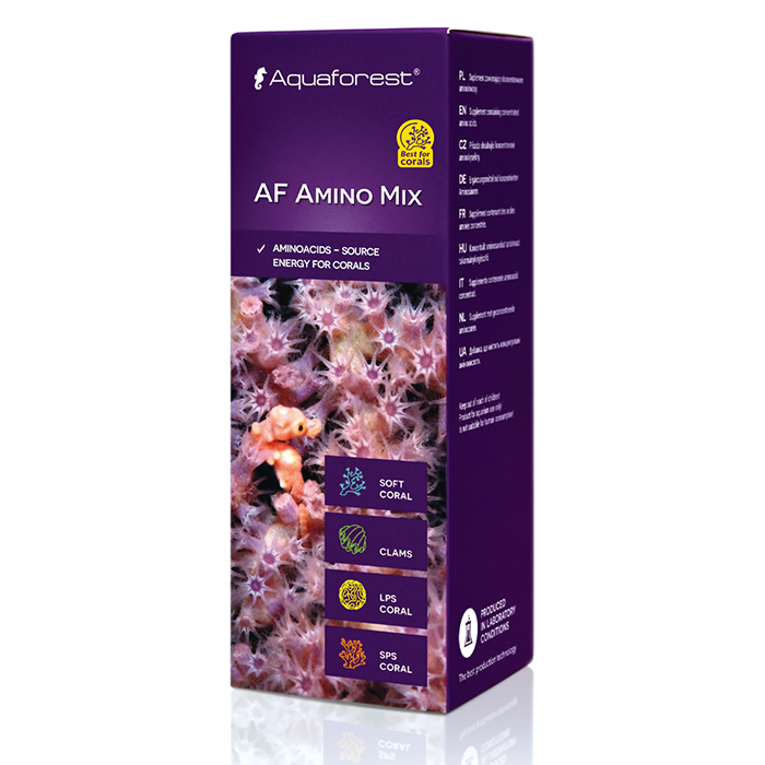 Aquaforest AF Amino mix aminoacidi per marino 10ml