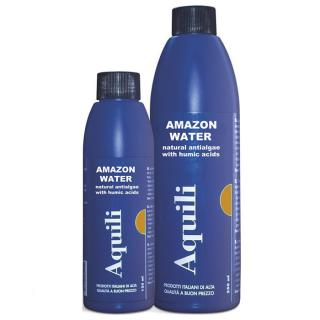 Aquili Amazon Water Antialghe naturale con acidi umici tropicalizzanti 125ml