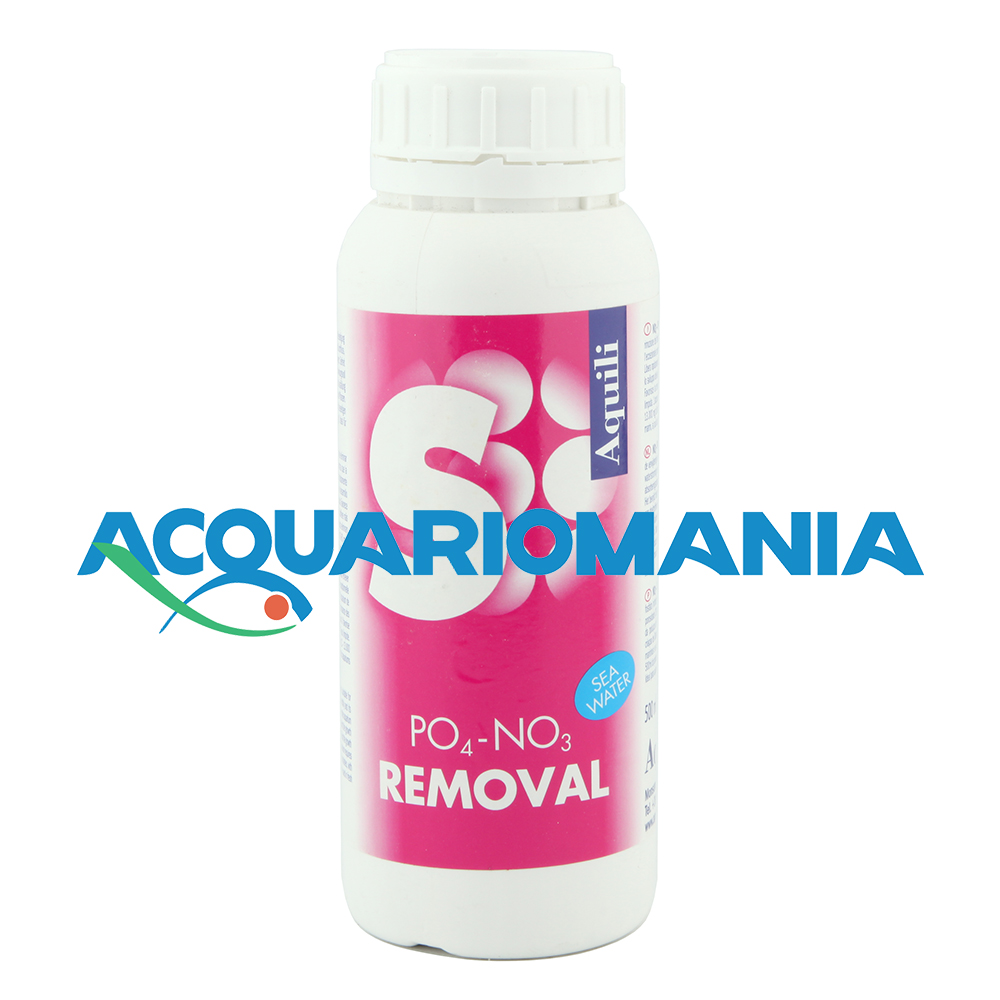 Aquili Removal S PO4 NO3 SeaWater 500ml