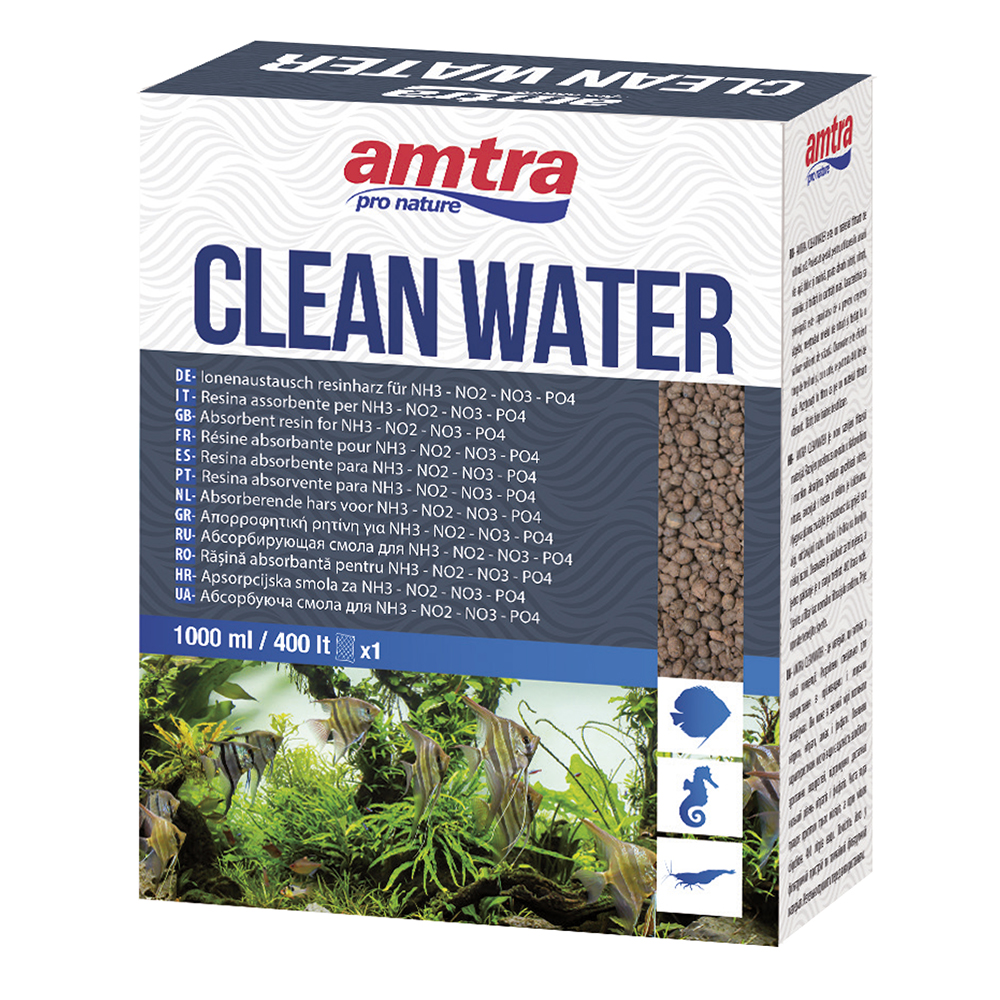 Amtra Cleanwater 1000ml per 300lt